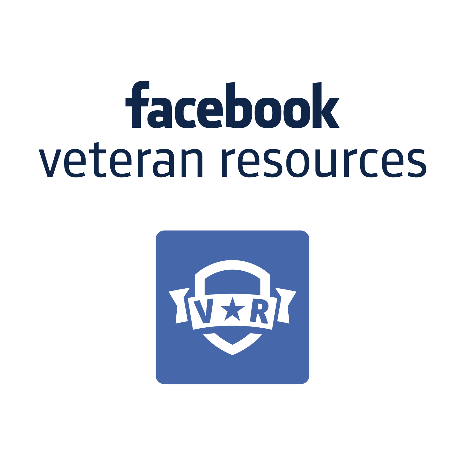 Facebook Veteran's resources